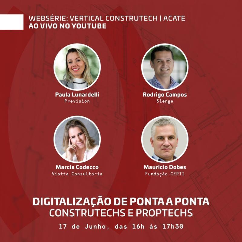 Websérie Vertical Construtech Acate