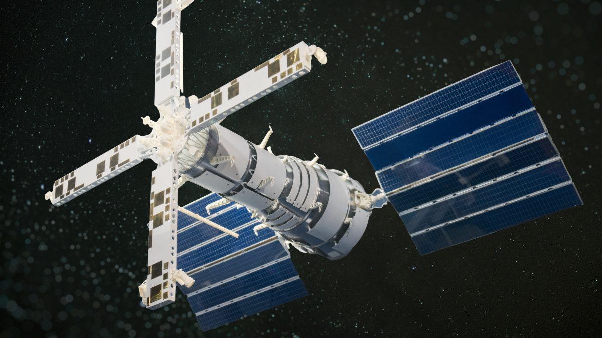 satelite de sensoriamento remoto